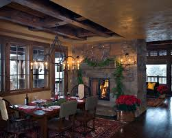 rustic dining room houzz