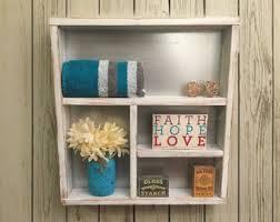 wooden shelves etsy