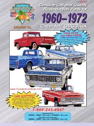 100 Chevy Truck Parts Catalog Free Download 6072 DocSharetips
