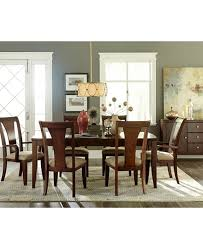 Furniture CLOSEOUT Metropolitan Contemporary 5 Piece Dining Table And 4 Side Chairs Room Set Created For Macys