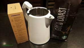 Starbucks George Sowden Design Memphis Softbrew Coffee Tea Filter