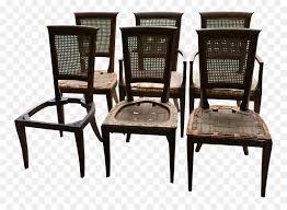 stuhl tisch gartenmöbel esszimmer edel korbstuhl png
