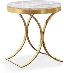 de zhirong marmor tisch klein rund für wohnzimmer