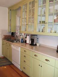 Kitchen Styles Low Cost Design New Model 1950 Style Cabinets