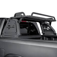 100 Truck Bed Bar Vanguard OffRoad Raven Black