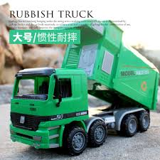 2019 Children'S Inertial Toy Cleaning Vehicle Automatic Lift ...