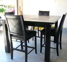 Dining Room Pub Table Sets Cool Style Great
