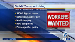 100 Truck Drivers For Hire SKMK Transport Hiring Truck Drivers Now YouTube