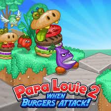 jeux de cuisine papa s papa louie 2 kizi is