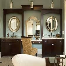 Bathroom Vanities With Matching Makeup Area by 65 Best Bathroom Images On Pinterest Vanities Vanity Mirrors
