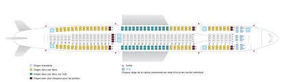 reserver siege air canada air transat passe à 9 sièges de front sur airbus a330 300 air info