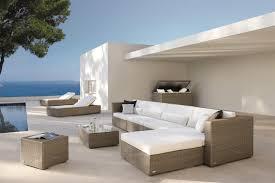 canape resine tressee exterieur awesome salon de jardin exterieur tresse images amazing house