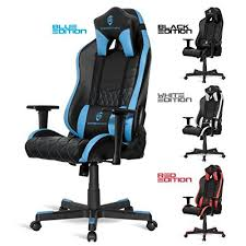 chaise bureau gaming empire gaming mamba chaise gamer fauteuil gamer siège gamer chaise