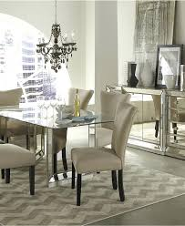 Round Dining Table With Bench Room Charming For Elegant