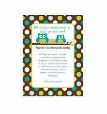 Printable Housewarming Invitation Template 22