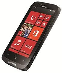 Amazon Nokia Lumia 822 GSM Verizon CDMA 4G LTE Windows