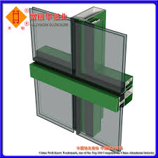 Unitized Curtain Wall Manufacturers by Aluminum Unitized Curtain Wall Aluminum Unitized Curtain Wall
