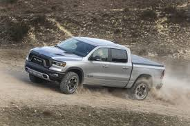 100 Ram Pickup Trucks Our First Drive Of The 2019 1500 Tops Whats New On