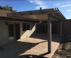 patio covers lincoln ca scallop endcaps tahoe trail california sand color patio cover