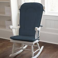 Lowes Canada Rocking Chairs by Furniture White Lowes Rocking Chairs With Blue Cushions On Dark