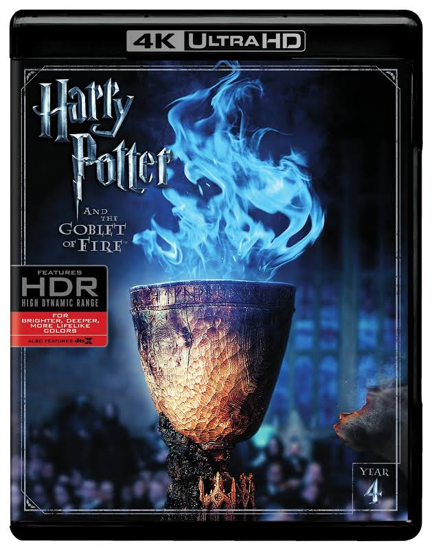 Harry Potter And The Goblet Of Fire - 4K