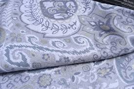 Nicole Miller Home Two Curtain Panels by Envogue Pamela Damask Paisley Medallions Pair Of Curtains 2 Window