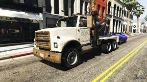100 Gta Tow Truck Call A Tow Truck V13 For GTA 5