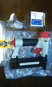 Wood Floor Nailer Harbor Freight by Central Pneumatic 18 Gauge 2 In 1 Nailer Stapler Power Nailers