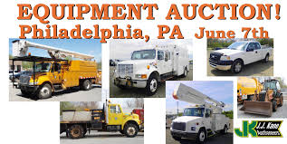 100 Bucket Trucks For Sale In Pa Philadelphia PA Public Auction Saturday June 7th 2014 Selling