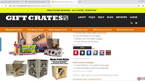 Use Gift Crates Coupon - Gift Crates Reviews & Discount Codes |  CouponUpto.com Brilliantgiftscom Yoga Lover Gifts Im A 100 Awesome Subscription Box Coupons 2019 Urban Tastebud Coach Crates Hello Subscription Coupon Code Jewlr Brunos Livermore Coupons Eureka Crate Get 40 Off Your First Month Sale Email From Lootcrate With Coupon Discount Codes For Top Codes And Deals In Canada September Finder 18 Little Crow Candles Promo Lye Food Store Mulberry Factory Shop Student Kate Morgan Wethriftcom Friacos Bhs Staff Card Online
