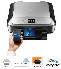 Amazon Canon MG6821 Wireless All In One Printer With Scanner