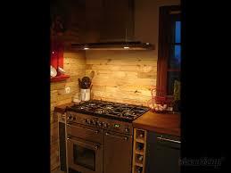 r駭ovation cuisine avant apr鑚 r駭 sa cuisine rustique 100 images r駭ovation cuisine en bois