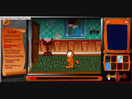 let s play garfield scary scavenger hunt part 1