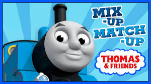 Thomas And Friends Tidmouth Sheds Australia by Thomas U0026 Friends Mix Up Match Up App Kids Train Games Youtube