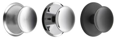 contemporary cabinet knobs with mid century roots fine homebuilding
