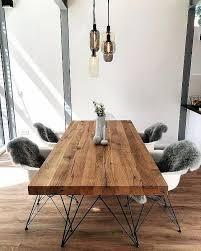 massivholztisch nach maß aus eichenholz altholz esstisch