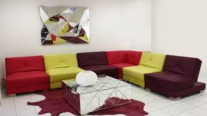 couleur canapé canapé d angle couleur intérieur déco