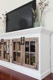 Ana White Farmhouse Headboard by Ana White Build A Farmhouse Media Cabinet Featuring Shades Of
