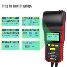 ANCEL BST500 12V 24V Car Heavy Duty Truck Battery Tester Starter ... Motolite Philippines Price List Automotive Battery For Commercial Batteries For Lorry Hgv Tractors From County 170ah Truck Bosch Free Delivery Kuuzar Recditioning Potentials Toms Territory Product Categories Light Archive Hyas 12 24v Heavy Duty Steel Charger Car Motorcycle 2x 629 Varta M7 12v 44595 Pclick Uk Leoch Xtreme Xr1500 American 10amp 12v24v Vehicle Van Allstart And Booster Cables No 564 In Diesel