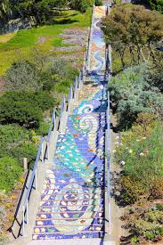 16th Avenue Tiled Steps Project by San Francisco Bucket List 24 Fun Things To Do