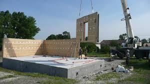 maison préfabriquée bois sofag