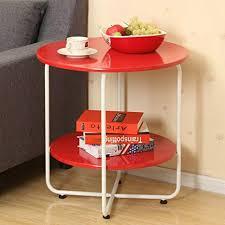 de sofa beistelltisch wohnzimmer kleine runden tisch