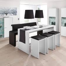 table de cuisine haute avec tabouret table haute de cuisine avec tabouret maison design bahbe com