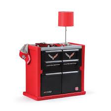 Tool Box Style Dresser by Corvette Dresser