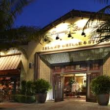 Tommys Patio Cafe Lunch Menu by Tommy Bahama Restaurant Bar Store Newport Beach 1091