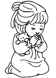 Kindergarten Bible Coloring Pages Children Childrens Story Colouring