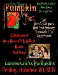 Kula Pumpkin Patch Maui by Halloween And Fall Happenings On Maui 2017 Maui Family