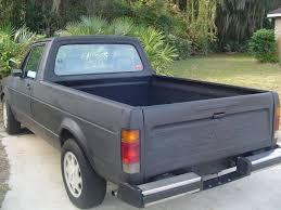 1980 VW MK1 Rabbit Caddy Pickup - Classic Volkswagen Rabbit 1980 For ...