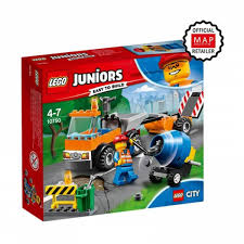 Harga Lego Juniors Police Truck Chase 10735 Dan Spesifikasinya - Our ... Lego City Great Vehicles Pickup Tow Truck Lego City And City Dump 4434 Brand New 4600 Pclick Buy Dump Features Price Reviews Online In India Cstruction 7631 The Claw It Moves Elementary A Blog Of Parts Ideas Product Ideas Articulated H7631 Traffic 100 Complete With 2 Minifigs Garbage Trucks Dump Truck Remake Legocom 7998 Heavy Hauler Double From 2007 Youtube