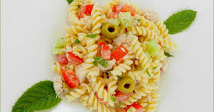 recette la salade de pâtes thon et menthe 750g